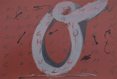 Antoni Tàpies, 'From 'Derrière le Miroir - Tàpies: Objets et Grands Formats'', 1972