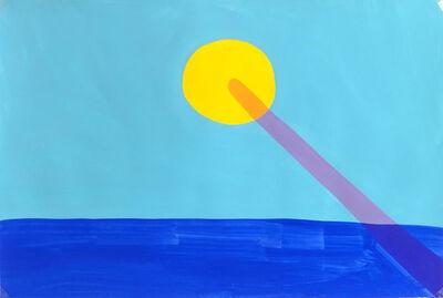 Peter McDonald, 'Sun Study  5', 2018