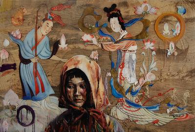 Hung Liu 刘虹, 'Baptism', 2011
