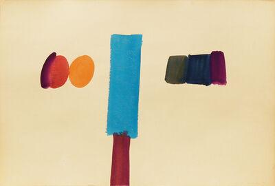 Kenneth Lochhead, 'Reconciliation', 1963