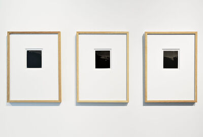 Giulia Marchi, 'Unresolved Landscapes (Triptych)', 2015