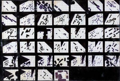 Analivia Cordeiro, 'Camera Takes Drawing, Cambiantes', 1976