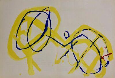 Pierre Tal-Coat, 'Lithographe', 1962