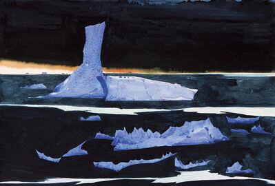 Scott Kelley (b. 1963), 'Southern Ocean, 2AM, Antarctica '