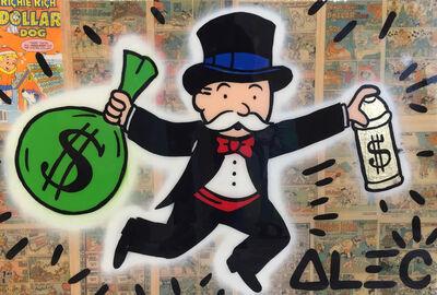 Alec Monopoly, 'Monopoly Money Can', 2016