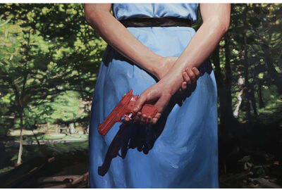 Laura Sanders, 'By Herself Defense', 2020