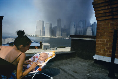 Alex Webb, 'Brooklyn, NY, September 11', 2001