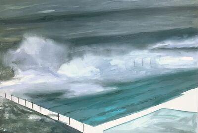 Joel Janowitz, 'Storm Waves ', 2018