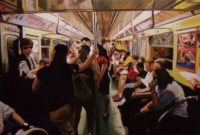 Seth Tane, 'Car Interior', 2013