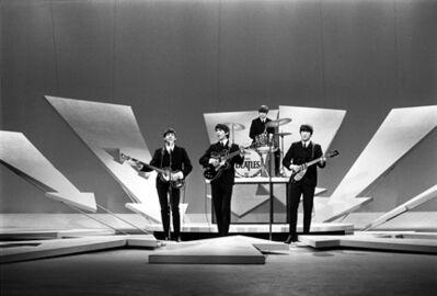 Harry Benson, 'The Beatles, Ed Sullivan Show, New York', 1964