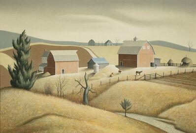 Roger Medearis, 'Missouri Farm', 1970