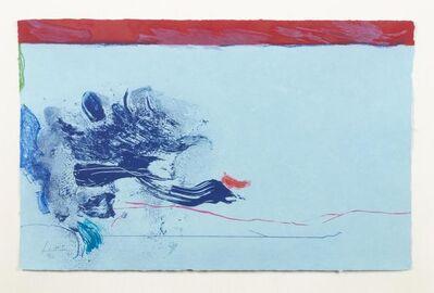 Helen Frankenthaler, 'In the Wings', 1987