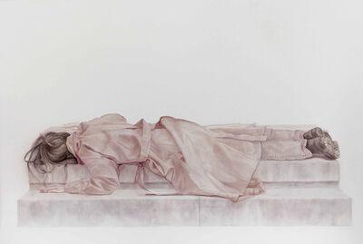Maria Nordin, 'Utsnitt av en observation av en plats', 2015