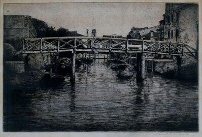 Mortimer Menpes, 'Castello, Venice', ca. 1910