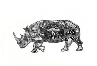 Christo Du Toit, 'Rhino'