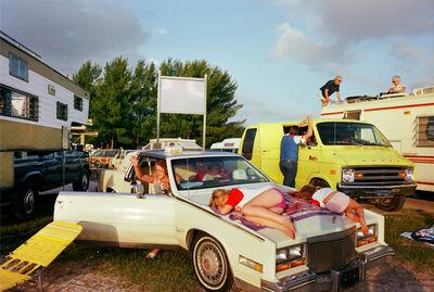 Mitch Epstein, 'Cocoa Beach I, Série Recreation', 1983