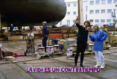 Libia Castro and Ólafur Ólafsson, 'La vida es un contratiempo', 2007