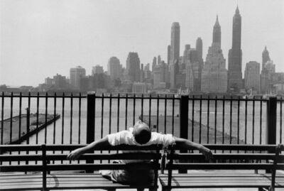 Louis Stettner, 'Brooklyn Promenade, Brooklyn  ', 1954