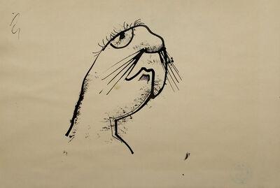 Karl Hofer, 'Robbe (Seal)', 1940