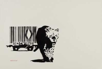 Banksy, 'Barcode', 2004