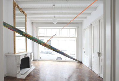 Lotte Geeven, 'Axis of the swirl', 2012