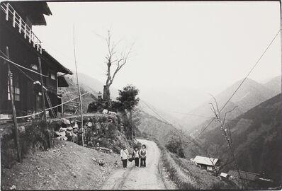 Kazuo Kitai, 'Mountain Pass, Shimoguri, Nagano (Somehow Familiar Places series)', 1973