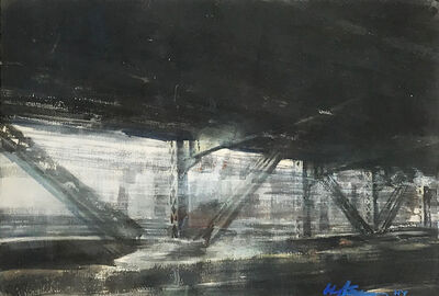 Paul Ching-Bor, 'On the East River II', 2013
