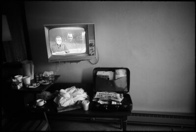 Steve Schapiro, 'Martin Luther King Jr's hotel room hours after he was shot, Memphis, Tenn, April 4, 1968'