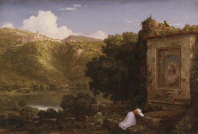 Thomas Cole, 'Il Penseroso', 1845