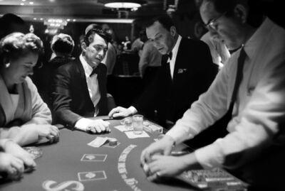 Bob Willoughby, 'Dean Martin and Frank Sinatra', 1960