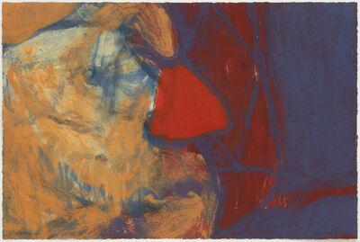Hughie O'Donoghue, 'Rioba Red Nose I', 2011