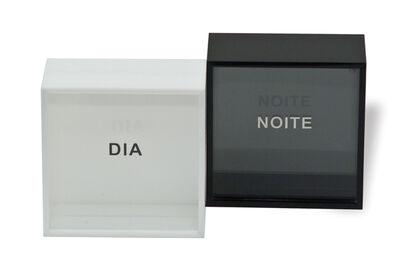 Osmar Dillon, 'DIA NOITE - Tridimensional ', 2010