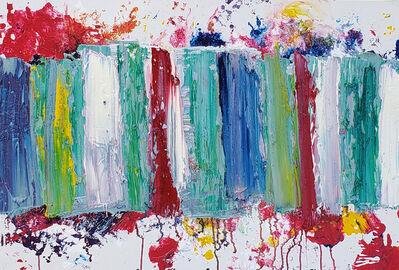 Marcel Kahhak, 'Abstract/Stripes', 2015