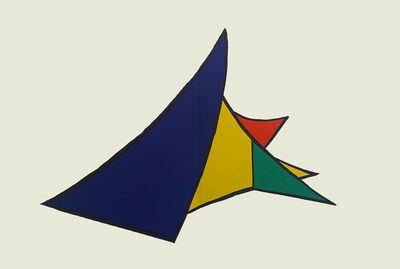 Alexander Calder, 'From 'Derrière le Miroir - Calder' ', 1963