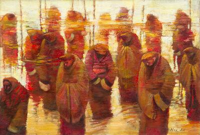 Li Hu, 'Journey of Silence No.7', 1995
