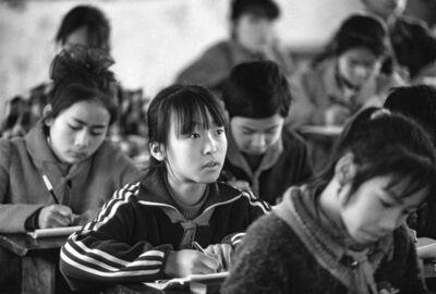 Robin Moyer, 'Sichuan School Girl, Sichuan Province', 1993