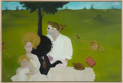 Honoré Sharrer, 'Before the Divorce', 1976/1999
