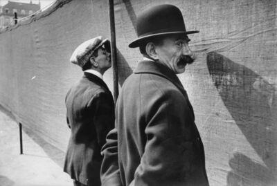 Henri Cartier-Bresson, 'Brussels, Belgium.', 1970s