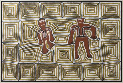 Ronnie Tjampitjinpa, 'Untitled', 2007