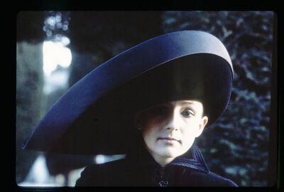 Deborah Turbeville, 'Selina Blow, L'Uomo, VOGUE, Painswick, England', 1992