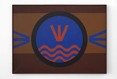 Rubem Valentim, 'Emblema - 79', 1979