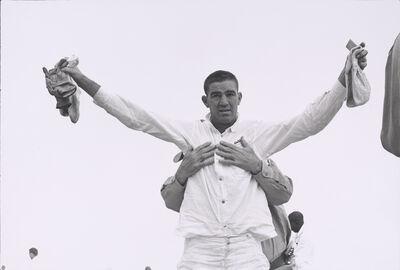 Danny Lyon, 'Shakedown, Ellis Unit, Texas,', 1968