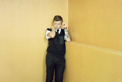 Sasha Rudensky, 'Navy Cadet', 2014