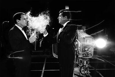Bob Willoughby, 'FRANK SINATRA AND DEAN MARTIN', 1962