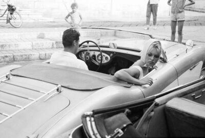 Edward Quinn, 'Brigitte Bardot, Antibes', 1958