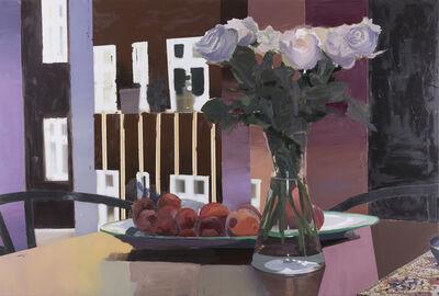 Erik A. Frandsen, 'Flower Angles II', 2017