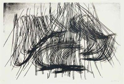 Hans Hartung, 'Nº3', 1971
