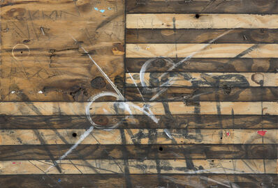 Saber, 'Desert Flag', 2010