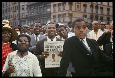 Gordon Parks, 'Untitled, Harlem, New York', 1963