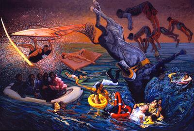 Norbert Tadeusz, 'Beider Sizilien (Mare)', 2006
